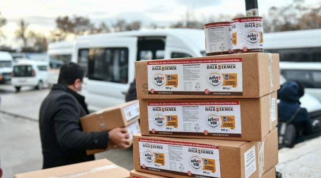 Ankara Büyükşehir Belediyesi'nden servisçi esnafına destek