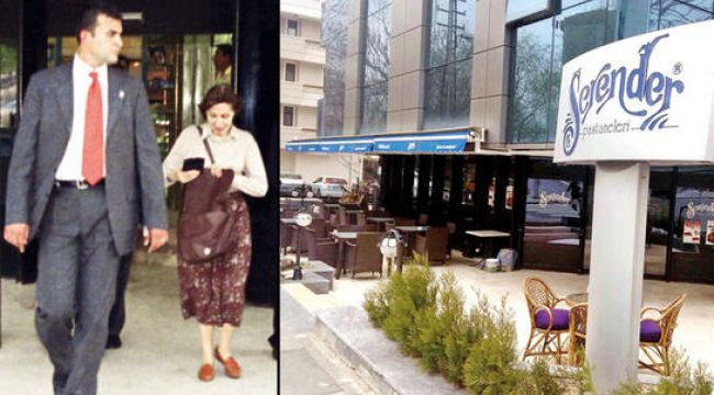 Ankara'nın ünlü pastanesi Serender kapandı