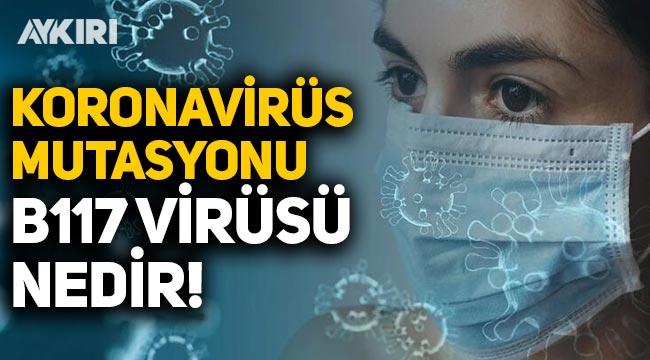 B117 virüsü nedir? B117 virüsü belirtileri nelerdir? Nasıl bulaşır?