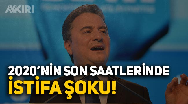 DEVA Partisi kurucularından Hasan Canpolat istifa etti