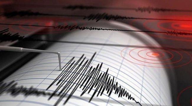 Elazığ'da 5.3 büyüklüğünde deprem! Çevre illerden hissedildi