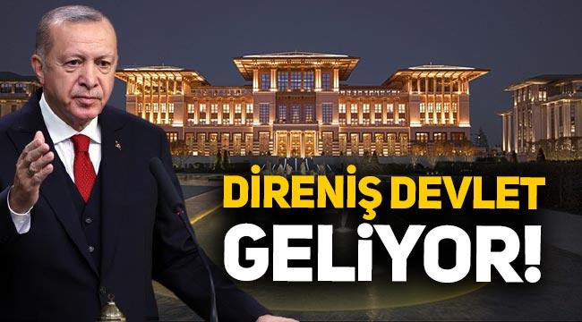 """İletişim Başkanlığı film çekiyor: """"Direniş Devlet"""""""