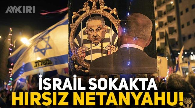 İsrail'de Netanyahu protestoları yüz binler sokaklarda!