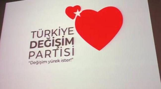 İşte Mustafa Sarıgül'ün partisinin ismi ve logosu!