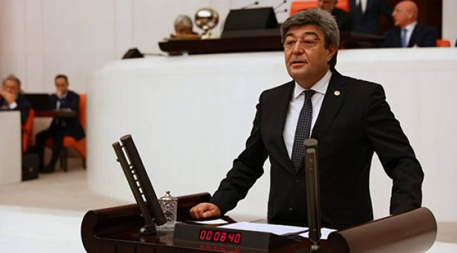 İYİ Parti milletvekili Dursun Ataş koronavirüse yakalandı