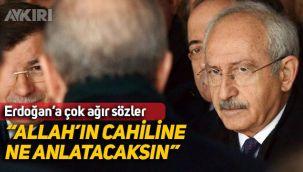 Kemal Kılıçdaroğlu'ndan Erdoğan: