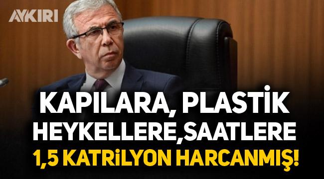 Mansur Yavaş'tan AKP ve MHP'li Meclis Üyeleri'nin iddialarına yanıt
