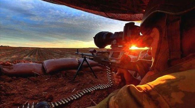 MSB, 15 PKK'lı teröristin öldürüldüğü anların görüntüsünü paylaştı