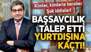 Sezgin Baran Korkmaz'ın yurtdışı yasağı kaldırılınca ülke dışına çıktığı anlaşıldı... Sezgin Baran Korkmaz olayında sıcak gelişmeler