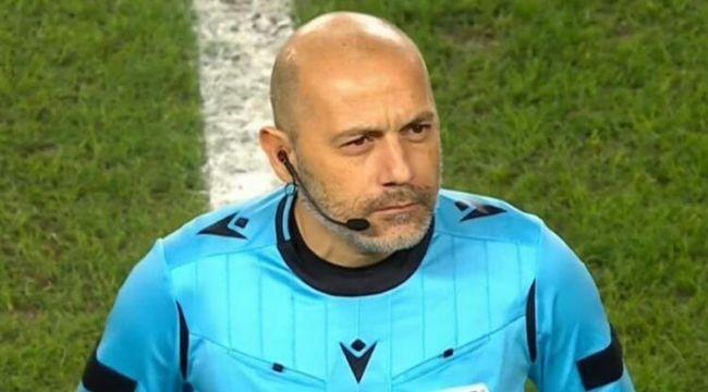 Süper Lig'de 14. haftanın hakemleri belli oldu