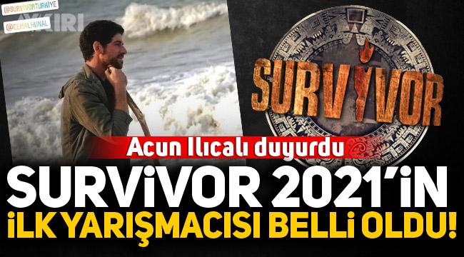 Survivor 2021'in ilk yarışmacısı Cemal Hünal oldu. Cemal Hünal kimdir?