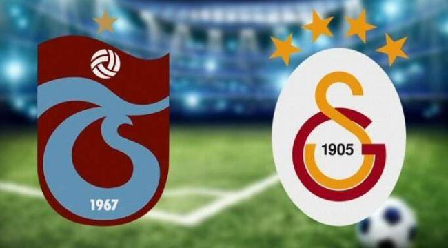 Trabzonspor - Galatasaray derbisinin hakemi belli oldu