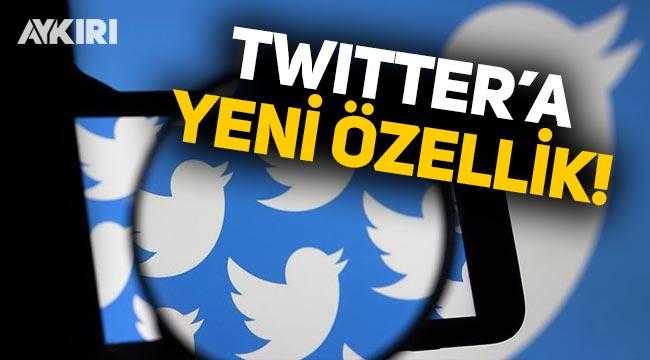 Twitter, yeni özelliğini açıkladı: Sesli sohbet