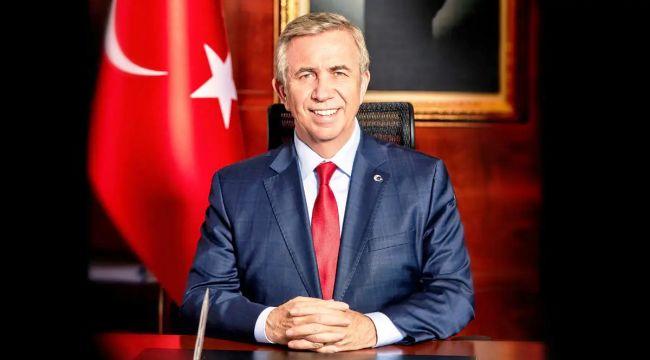 """ABB Başkanı Mansur Yavaş'tan '10 Ocak Çalışan Gazeteciler Günü"""" mesajı"""