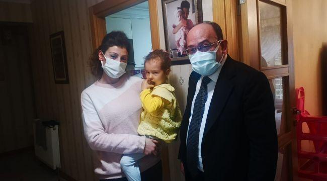 ABB'den, Pitpull saldırısına uğrayan aileye destek