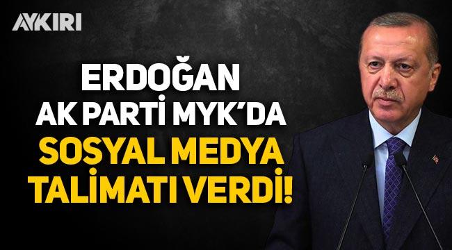 Abdulkadir Selvi: Erdoğan, MYK'da sosyal medya talimatı verdi