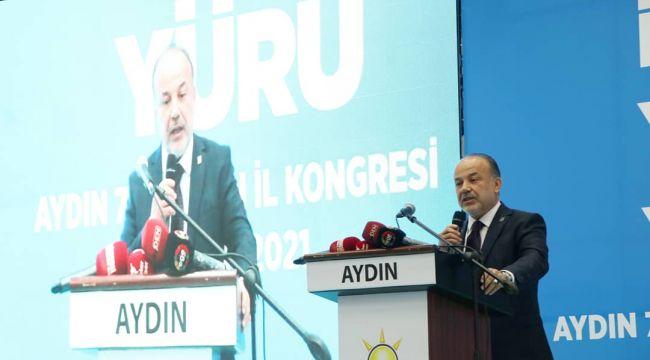 AK Partili Metin Yavuz yaşanan tüm felaketlerden İmamoğlu'nu sorumlu tuttu