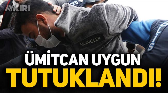 Aleyna Çakır cinayetinin baş şüphelisi Ümitcan Uygun tutuklandı!