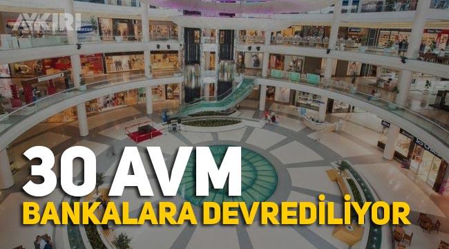 AVM'lerin durumu kritik, borçlarını karşılayamayan 30 AVM Bankalara geçiyor