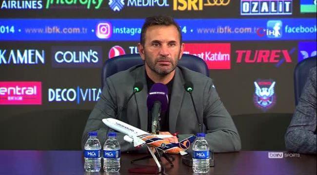 Başakşehir, Okan Buruk ile yollarını ayırdı, Aykut Kocaman iddiası!