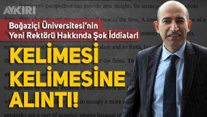 Boğaziçi Üniversitesi'nin yeni rektörü Melih Bulu hakkında intihal iddiası