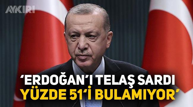 """Bülent Tezcan: """"Erdoğan, yüzde 51'i bulamıyor"""""""