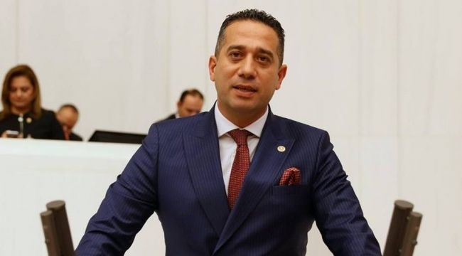 """CHP'li Başarır'dan Ak Parti sözcüsü Çelik'e : """"Şuursuz ve zehirli bir dil kullanıyor"""""""