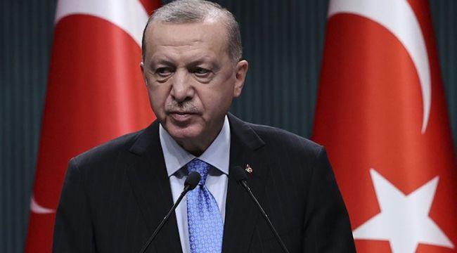 Cumhurbaşkanı Erdoğan: Kısıtlamaları kademeli olarak azaltacağız