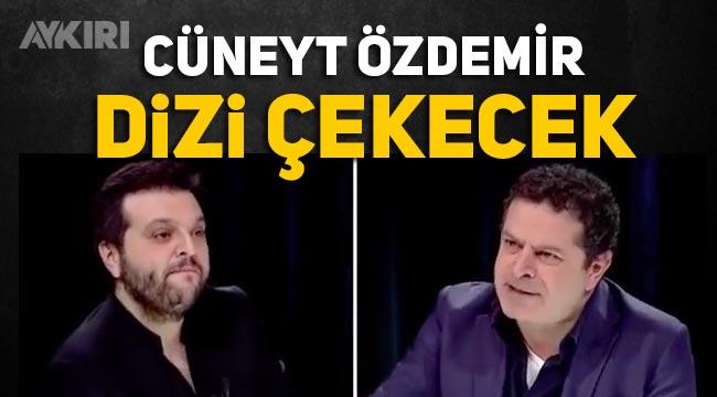 Cüneyt Özdemir dizi çekecek