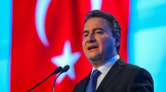 DEVA Partisi Genel Başkanı Ali Babacan'dan Selçuk Özdağ paylaşımı