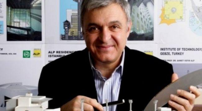 Dünyaca ünlü mimar Ahmet Vefik Alp hayatını kaybetti
