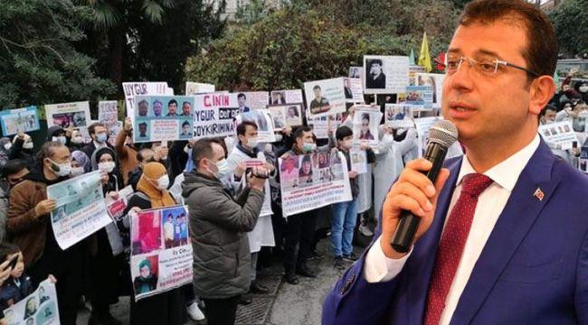Ekrem İmamoğlu'ndan Uygur Türkleri için mesaj