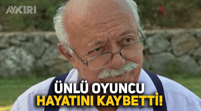 Emektar oyuncu Atilla Pakdemir hayatını kaybetti