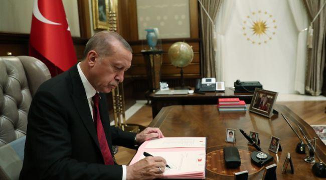 Erdoğan'dan kritik atamalar, 9 ocak 2021 atama kararları