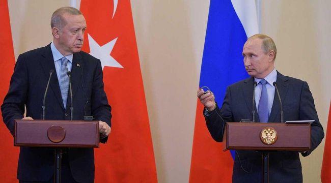 Erdoğan ve Putin, 'Dağlık Karabağ' görüşmesi gerçekleştirdi