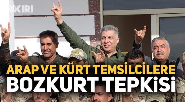 """Erşat Salihi'den eleştirilere yanıt: """"Bozkurt, Türk'ün simgesidir bundan sonra her yerde kullanacağız"""""""