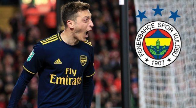 Fenerbahçe'de Mesut Özil transferi sürpriz ayrılıklar getirebilir!