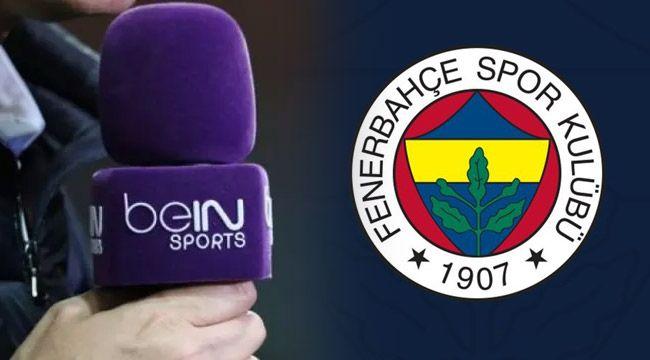 Fenerbahçe 'Misliyle tepki vereceğiz' demişti! BeIN Sports'dan özür gecikmedi!
