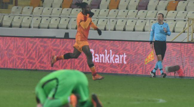 Galatasaray, penaltılar ile çeyrek finalde!