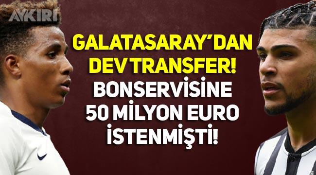 Galatasaray, Premier Lig'ten iki futbolcu aldı, DeAndre Yedlin ve Gedson Fernandes artık Galatasaray'da
