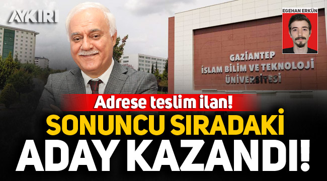 GİBTÜ'de 'adrese teslim ilan' iddiası!