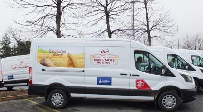 İBB'nin mobil ekmek büfelerine bakanlık engeli!