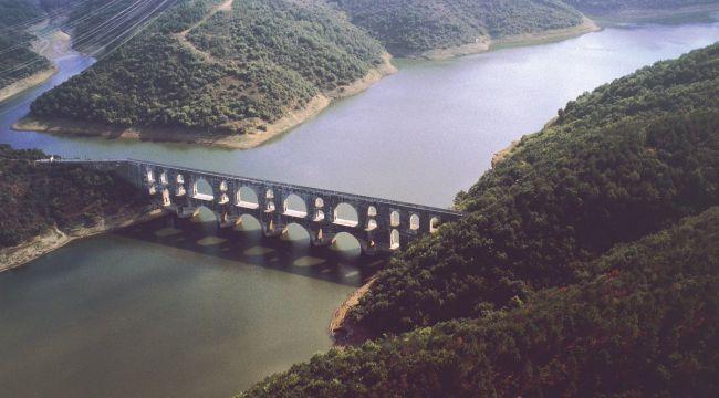 İstanbul'da barajlar 5 günde yüzde 5 doldu!