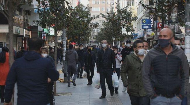 İstanbul Valisi vaka sayısının en çok düştüğü ilçeleri açıkladı