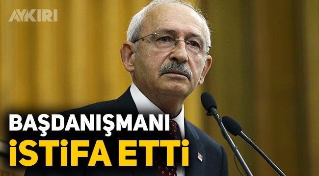 Kemal Kılıçdaroğlu'nun başdanışmanlarından Mehmet Hasan Eken istifa etti