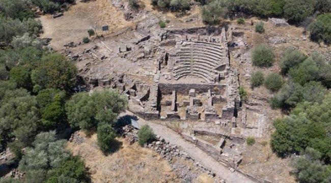 Manisa'da 2 bin 500 yıllık ev bulundu