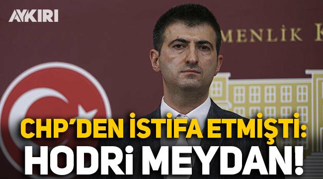 Mehmet Ali Çelebi CHP'den neden istifa etti? Çelebi'den çok sert açıklama!