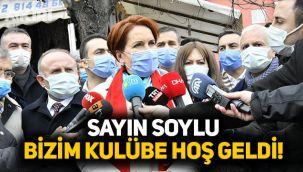 Meral Akşener'den Süleyman Soylu'nun annesine hakaret açıklaması: