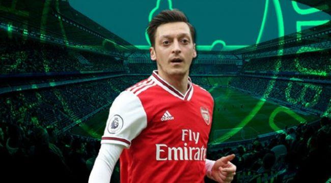 Mesut Özil, Fenerbahçe taraftarını yeniden heyecanlandırdı