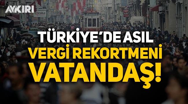 Ozan Bingöl: Türkiye'de asıl vergi rekortmeni 83 milyon vatandaş